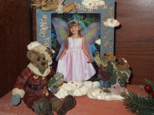 2011 Christmas Boyds Shoebox Bear 1