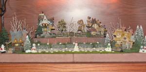 2012 Christmas Boyds Bear Village