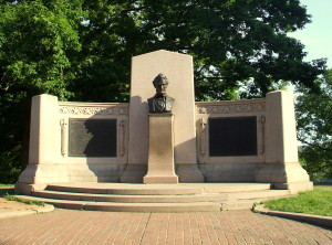 Gettysburg Address memorial