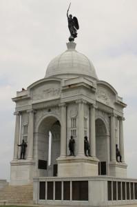 Gettysburg - Pennsylvania memorial