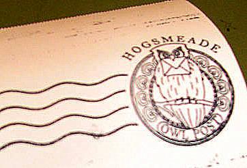 Hogsmeade Owl Post Stamp