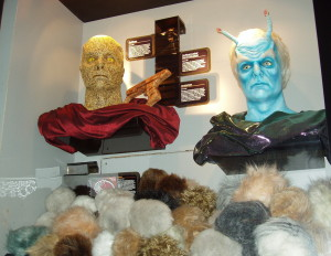 Andorian and other aliens