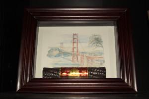 San Fransico travel souvenir