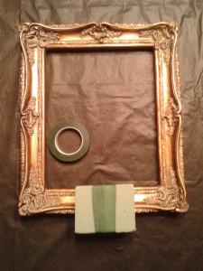 Framed floral 2