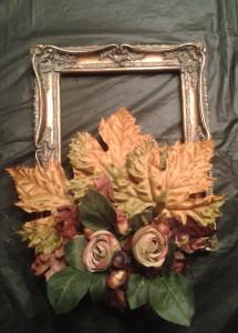 Framed floral 6