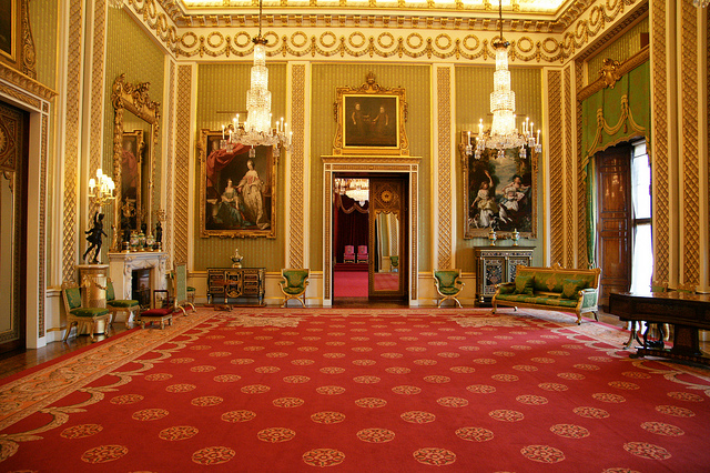 gallery for inside buckingham palace bedrooms