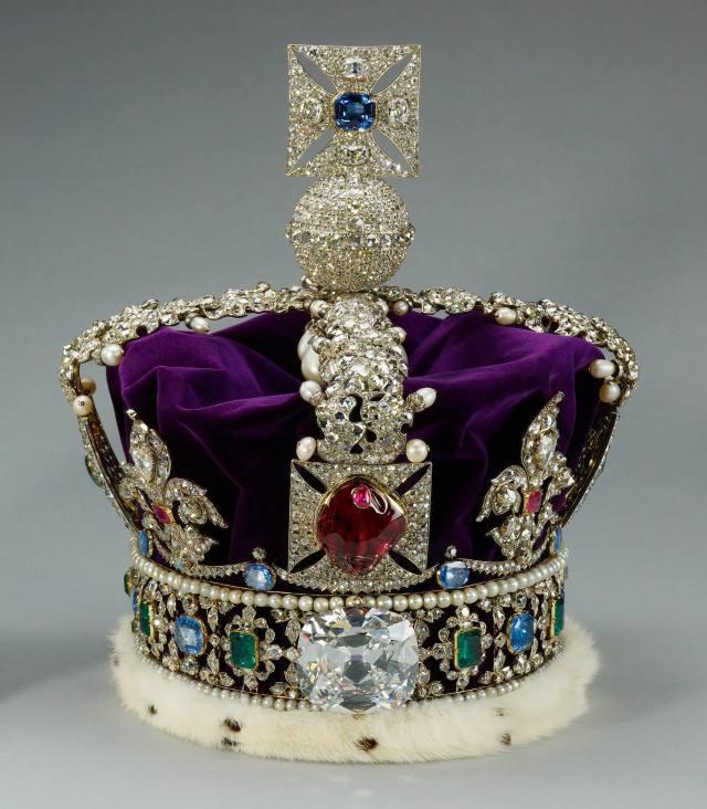 Queen Of England Crown Jewels Crown Jewels of Englan...