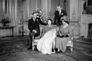 Prince Charles -  christening