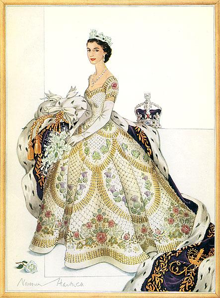 The Coronation Of Queen Elizabeth Ii The Enchanted Manor