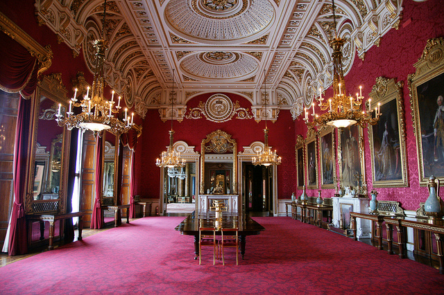 Buckingham palace the enchanted manor for Interno kensington palace