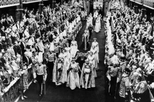 Coronation recessional