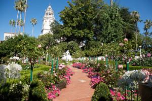 Heast Castle - Gardens 1