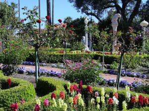 Heast Castle - Gardens 2