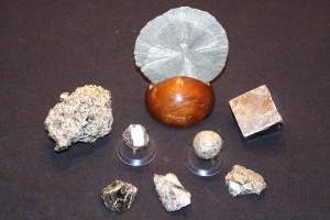Pyrite Samples