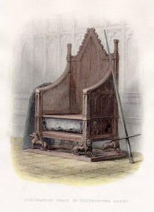 St. Edward's Chair