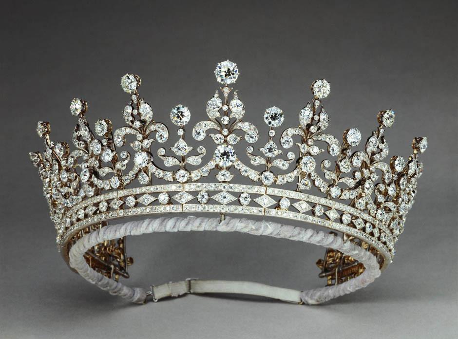 s fringe tiara the enchanted manor