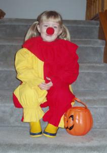 2003 Halloween - Cassie