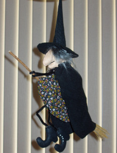 Halloween 2003 - Witch