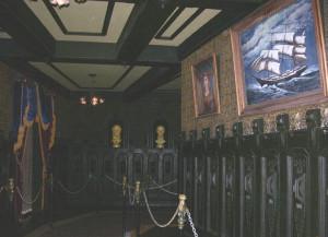 Haunted Mansion interior 150