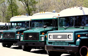 Mammoth Cave buses