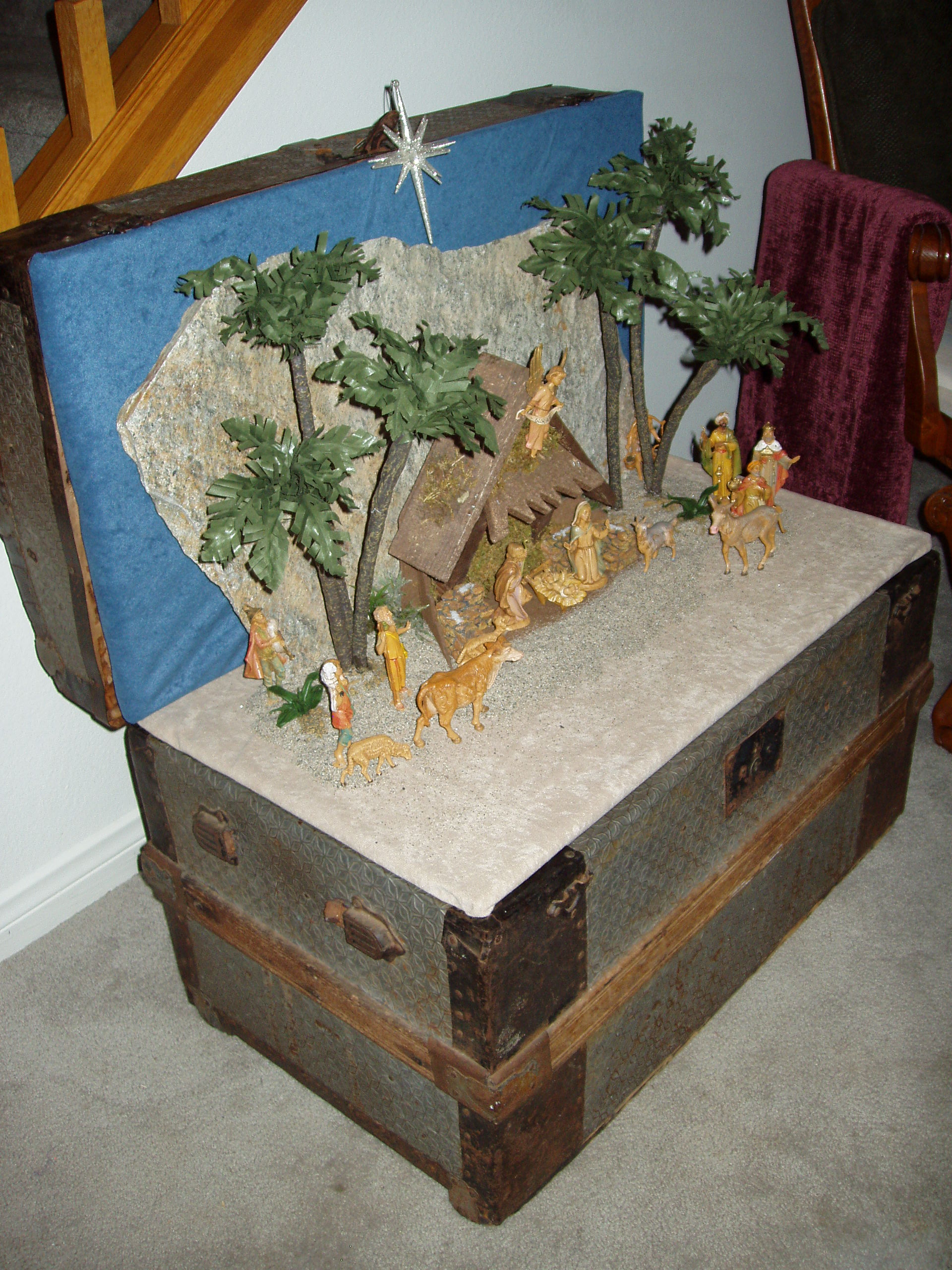 Home Interiors Nativity Set 2004 28 Images 814 Best