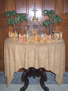2011 Fontanini Nativity 2
