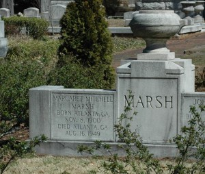 MargaretMitchell-grave