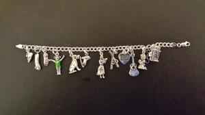 Childhood charm bracelet