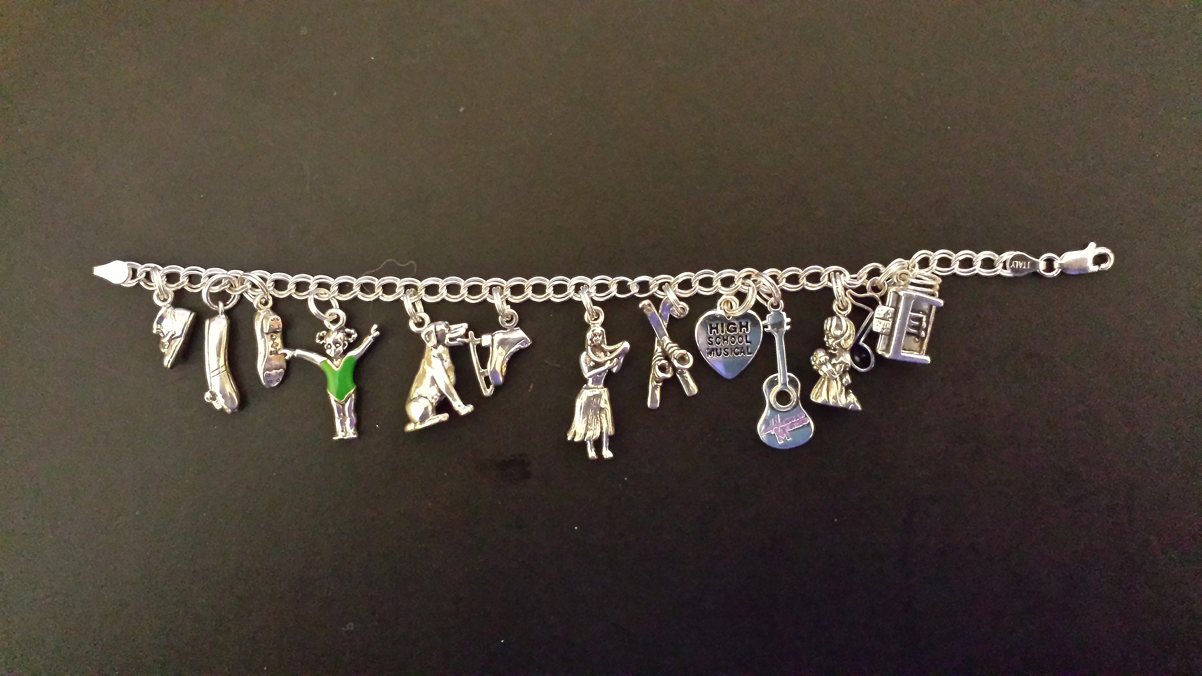 other ways to display charms