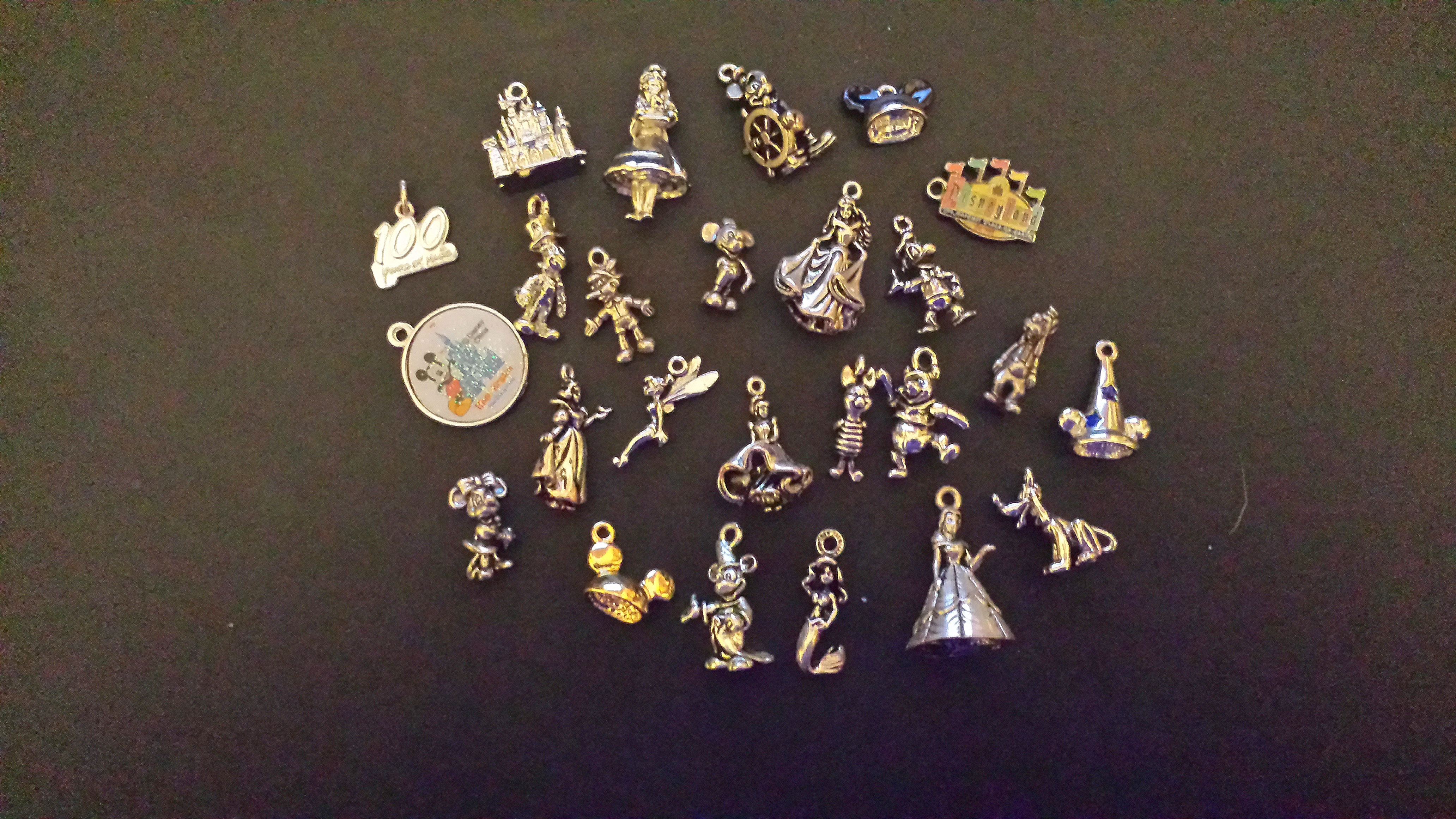 other ways to display charms | The Enchanted Manor