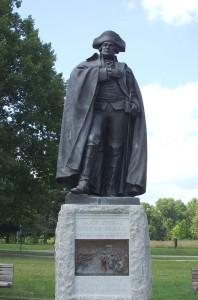 Stuben statue