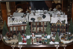 2012 Christmas Currier and Ives 1a