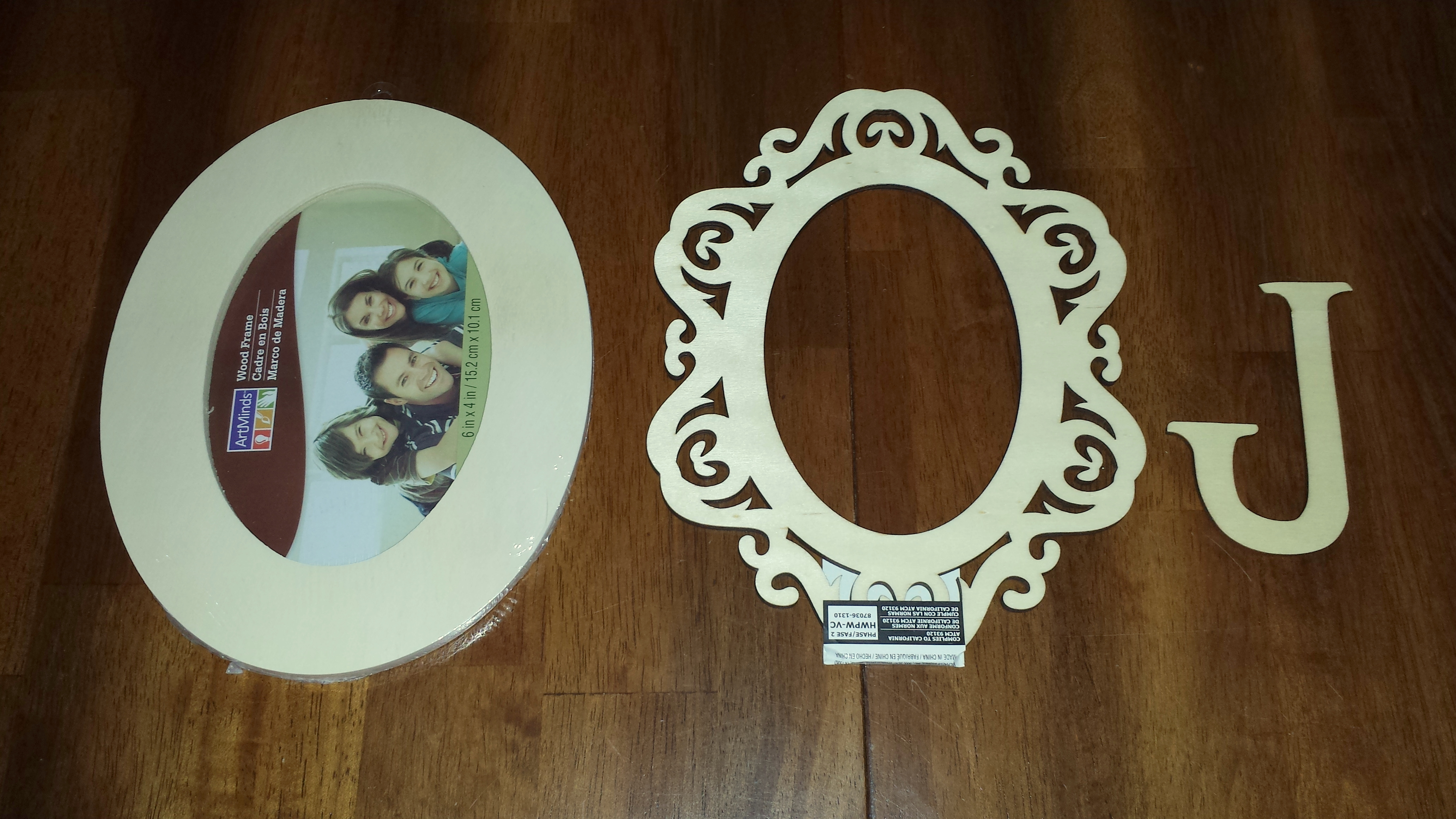 Laser cut frames the enchanted manor initial 1 supplies jeuxipadfo Gallery