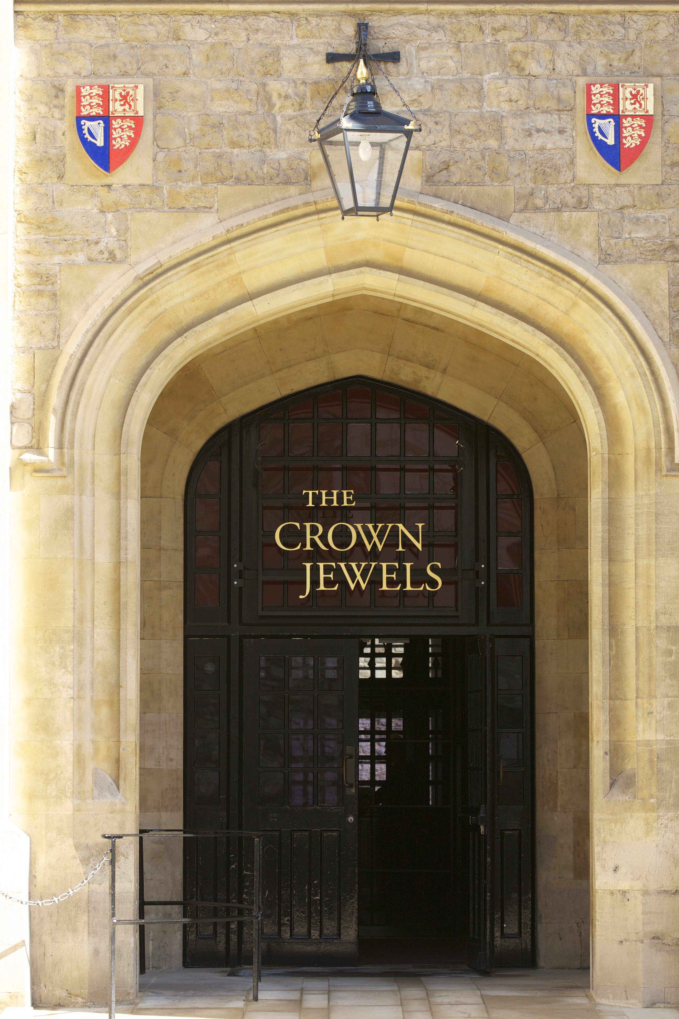 Jewel House Crown Jewels Entrance