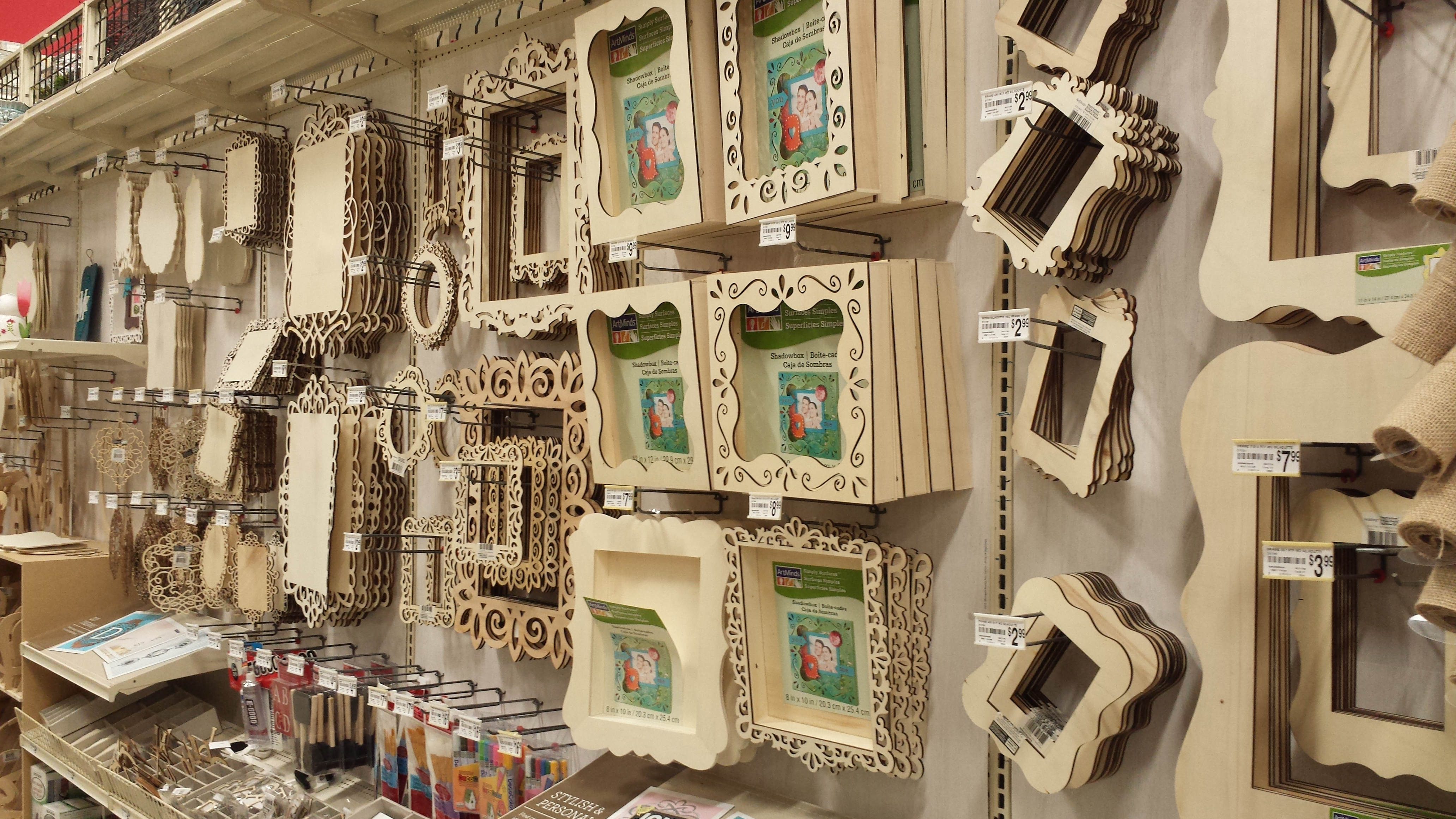 Picture Frame Michaels Craft Stores