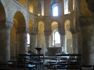 Tower of London - St. John's Chapel