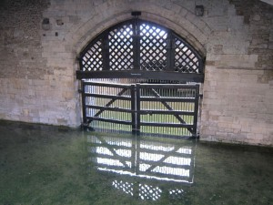 Tower of London - Traitor's Gate 1