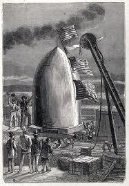 Jules Verne Projectile