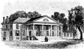 Montpelier - etching