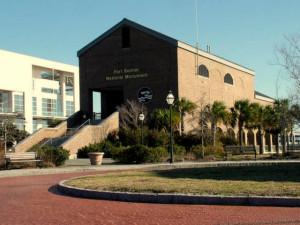 Fort Sumter Visitor Center