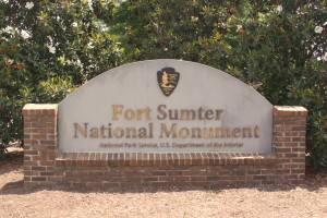 Fort Sumter sign
