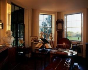 Monticello - Jeffferson's Study