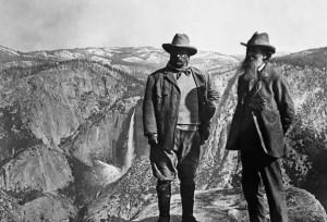 Muir and Roosevelt