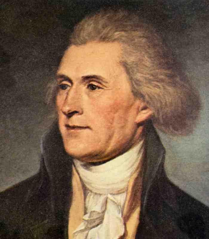 "how jeffersonian was thomas jefferson as president Thomas jefferson wrote his own epitaph and designed the obelisk grave marker that was to bear three of his accomplishments and ""not a word more:""  he could have filled several markers had."