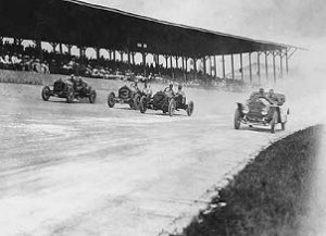 1909 first Indy 500 race