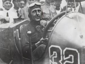 1909 first winner of the Indy 500 - Ray Harroun