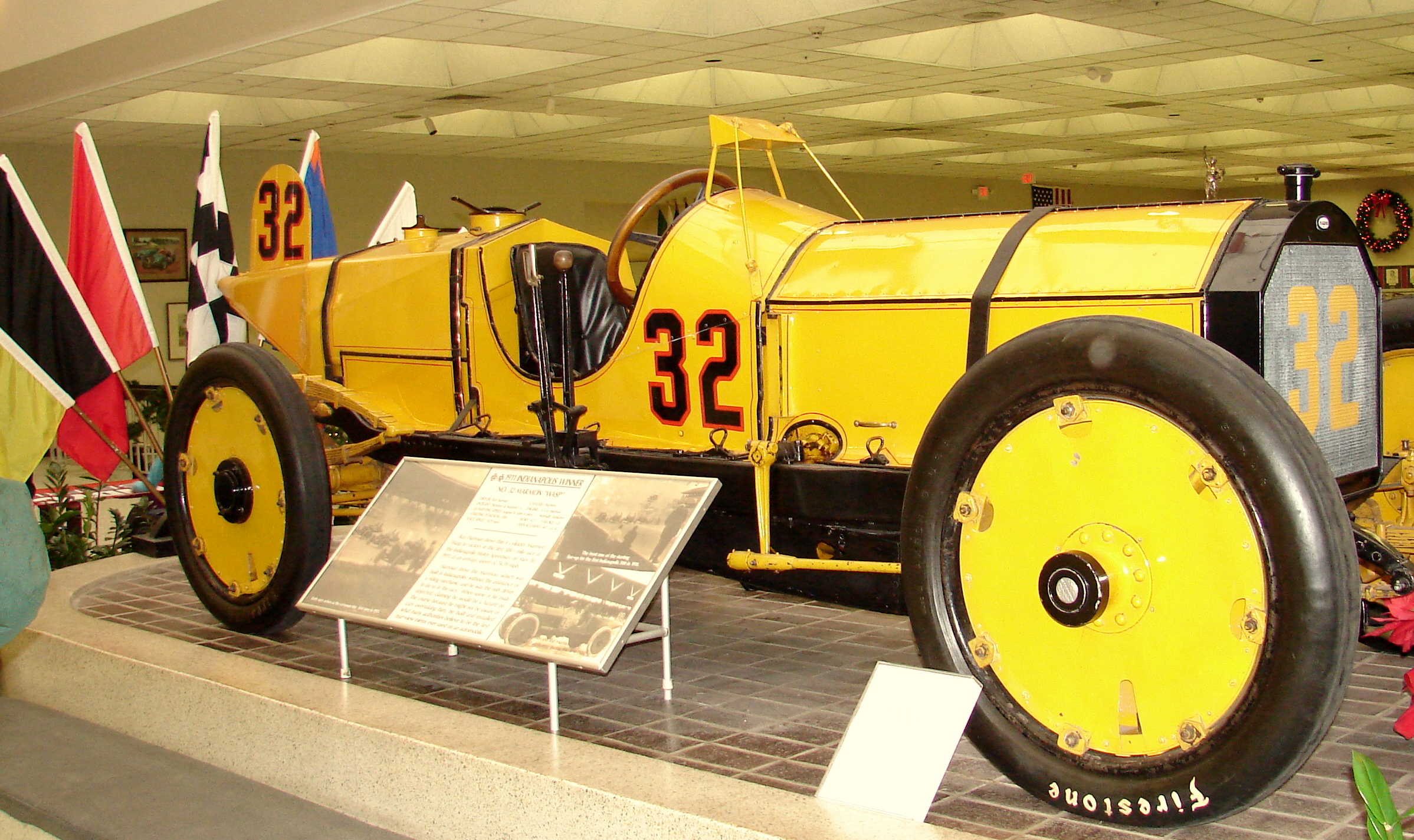 Indianapolis speedway hall of fame museum the enchanted for Indianapolis motor speedway com
