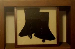 Vintage men's spats