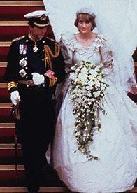 Diana's wedding bouquet 1