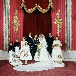Prince Charles and Diana Wedding 2
